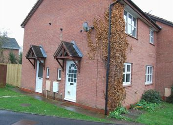Thumbnail 1 bed flat to rent in Devonish Close, Alcester
