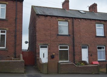 Thumbnail 2 bed end terrace house to rent in Barnsley Road, Flockton, Wakefield