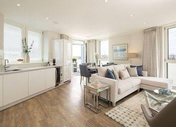 "Thumbnail 3 bedroom flat for sale in ""Cook House"" at Christchurch Way, London"