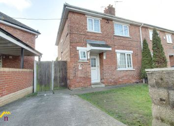Thumbnail 3 bed semi-detached house to rent in High Hazel Road, Moorends, Doncaster