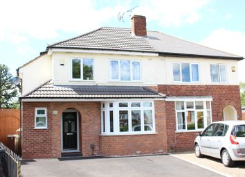 Thumbnail 4 bedroom semi-detached house to rent in York Road, Wolverhampton