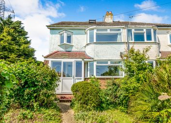 Thumbnail 4 bed semi-detached house for sale in Mile Oak Road, Portslade, Brighton