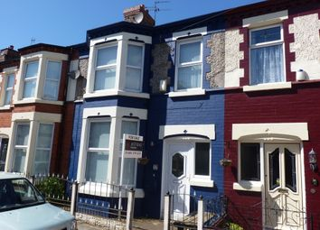 Thumbnail 3 bed terraced house for sale in Fairburn Road, Tuebrook, Liverpool