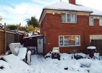 Thumbnail 2 bed semi-detached house for sale in Alleyne Road, Erdington, Birmingham, West Midlands