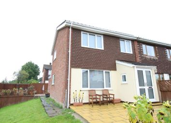 Thumbnail 2 bed terraced house for sale in Blodwen Road, New Inn, Pontypool