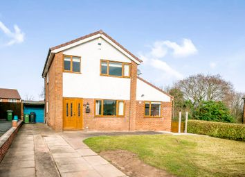 Thumbnail 4 bed detached house for sale in Nixon Drive, Winsford