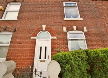 Thumbnail 2 bed terraced house for sale in Cromwell Road, Prestwich, Manchester