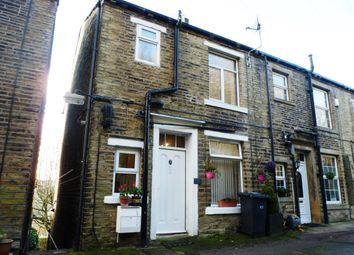 Thumbnail 2 bed terraced house to rent in Lane Ends Green, Hipperholme, Halifax