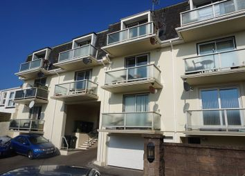 Thumbnail 1 bed flat for sale in La Route De St. Aubin, St. Helier, Jersey