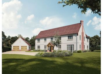 Thumbnail 6 bedroom detached house for sale in High Street, Balsham