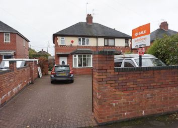 Thumbnail 2 bed semi-detached house for sale in Parkhall Road, Parkhall, Stoke-On-Trent