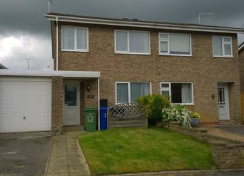 Thumbnail 3 bed property to rent in Sycamore Close, Towcester