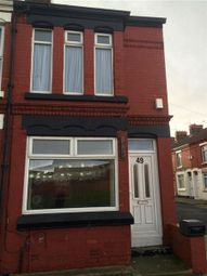 Thumbnail 2 bed terraced house to rent in South Hill Road, Toxteth, Liverpool