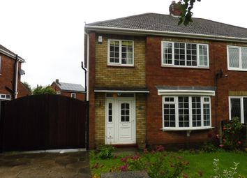 Thumbnail 3 bed property to rent in Merton Road, Bottesford, Scunthorpe