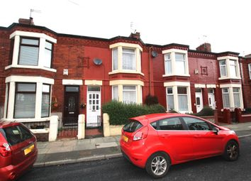 Thumbnail 3 bed terraced house for sale in Malvern Road, Bootle