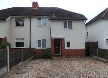 Thumbnail Semi-detached house for sale in St. Michaels Road, Sutton Coldfield