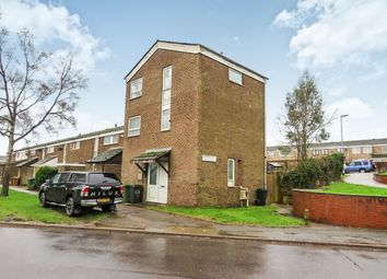 Thumbnail 4 bedroom town house for sale in Shelley Road, Wellingborough