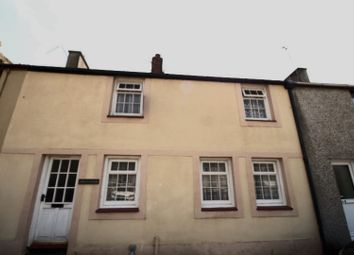 Thumbnail 3 bed terraced house for sale in Snowdon Street, Caernarfon