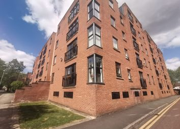 Thumbnail 2 bed flat for sale in Central Court, Melville Street, Salford