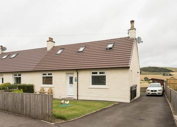 Thumbnail 3 bed semi-detached house for sale in Kilndales Terrace, Grange Of Lindores, Cupar