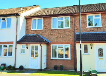 Thumbnail 3 bed terraced house for sale in 4 Barrington Close, Taunton, Somerset