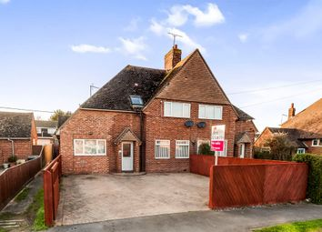 Thumbnail 4 bed semi-detached house for sale in Richmere Road, Didcot