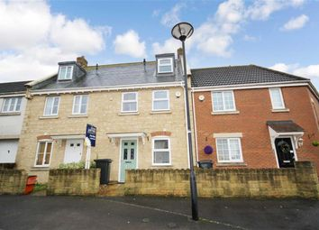 Thumbnail 3 bed town house to rent in Mayfly Close, Swindon, Wiltshire