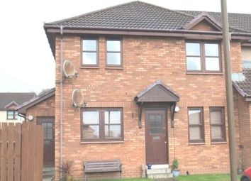 Thumbnail 2 bed flat to rent in Lochshot Place, Livingston