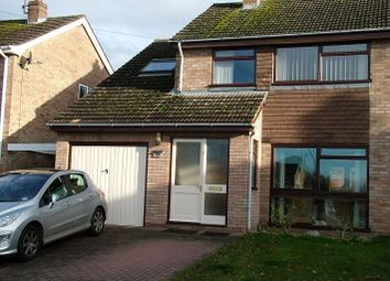 Thumbnail 4 bed semi-detached house to rent in Hawkwood Crescent, St Johns