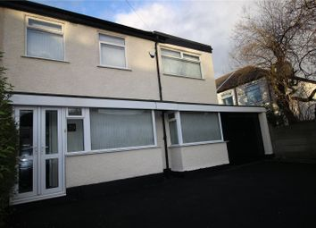 Thumbnail 3 bed end terrace house for sale in Crosswood Crescent, Liverpool, Merseyside