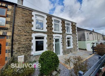 Thumbnail 3 bed semi-detached house for sale in Nicholas Road, Glais, Swansea