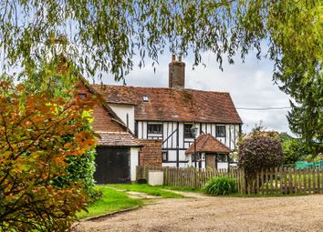 Thumbnail 4 bed cottage for sale in Godstone Road, Lingfield, Surrey
