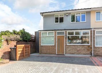 Thumbnail 3 bed end terrace house for sale in Chelsfield Gardens, Sydenham, London, .