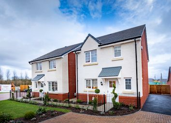 Thumbnail 3 bed detached house for sale in Golwg-Y-Bryn, Ebbw Vale