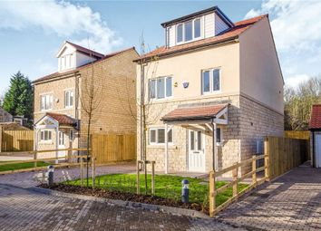 Thumbnail 4 bed detached house for sale in Abbeystone Gardens, Monk Fryston, Leeds