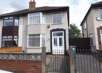 Thumbnail 3 bed semi-detached house for sale in Montgomery Road, Walton, Liverpool, Merseyside