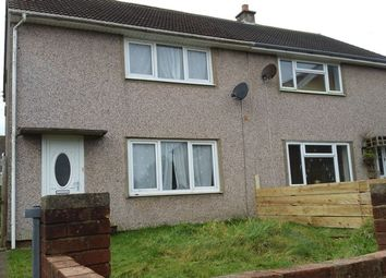 Thumbnail 3 bedroom semi-detached house to rent in Maesgrug, Stop And Call, Goodwick