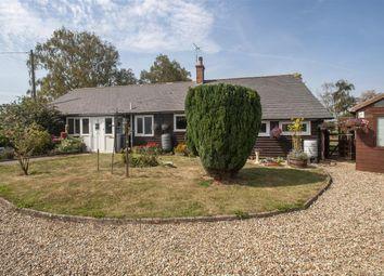 Camber Bourne Lane, Aldington Frith, Ashford TN25. 5 bed bungalow for sale