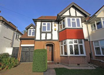 Thumbnail 4 bed property to rent in Rusham Road, London