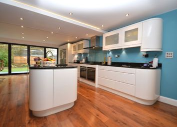 Thumbnail 5 bed detached house for sale in Lingfield Road, Stevenage