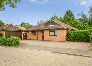 Thumbnail 3 bed bungalow for sale in Oakside Close, Evington, Leicester