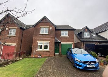 Thumbnail 4 bed detached house for sale in Fulmar Place, Carlisle, Cumbria