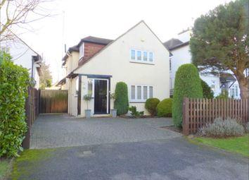 Thumbnail 4 bed detached house for sale in Loom Lane, Radlett