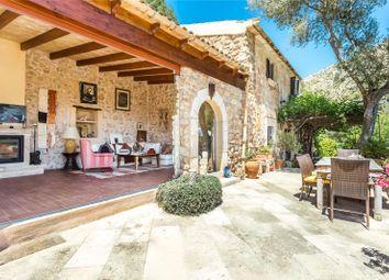 Thumbnail 4 bed detached house for sale in Finca Near Port D' Andratx, Sa Coma, Mallorca