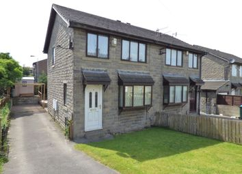 Thumbnail 3 bed semi-detached house for sale in Irwell Street, Bradford