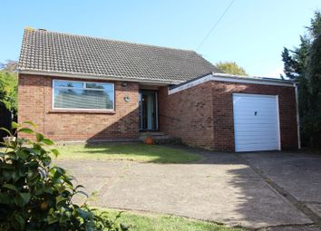 Thumbnail 2 bed detached bungalow for sale in Gravesend Road, Strood