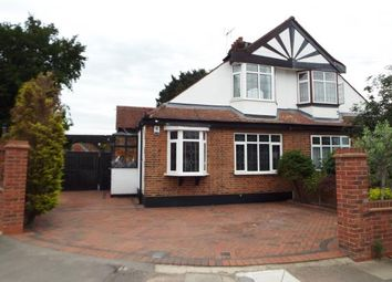 Thumbnail 3 bedroom semi-detached house for sale in Barkingside, Ilford, Essex