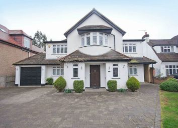 Thumbnail 4 bed detached house for sale in The Avenue, Hatch End, Middlesex