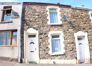 Thumbnail 2 bed terraced house to rent in Crown Street, Swansea