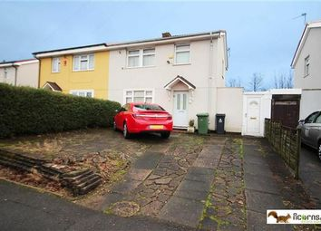 Thumbnail 3 bed semi-detached house for sale in Thames Road, Bloxwich, Walsall